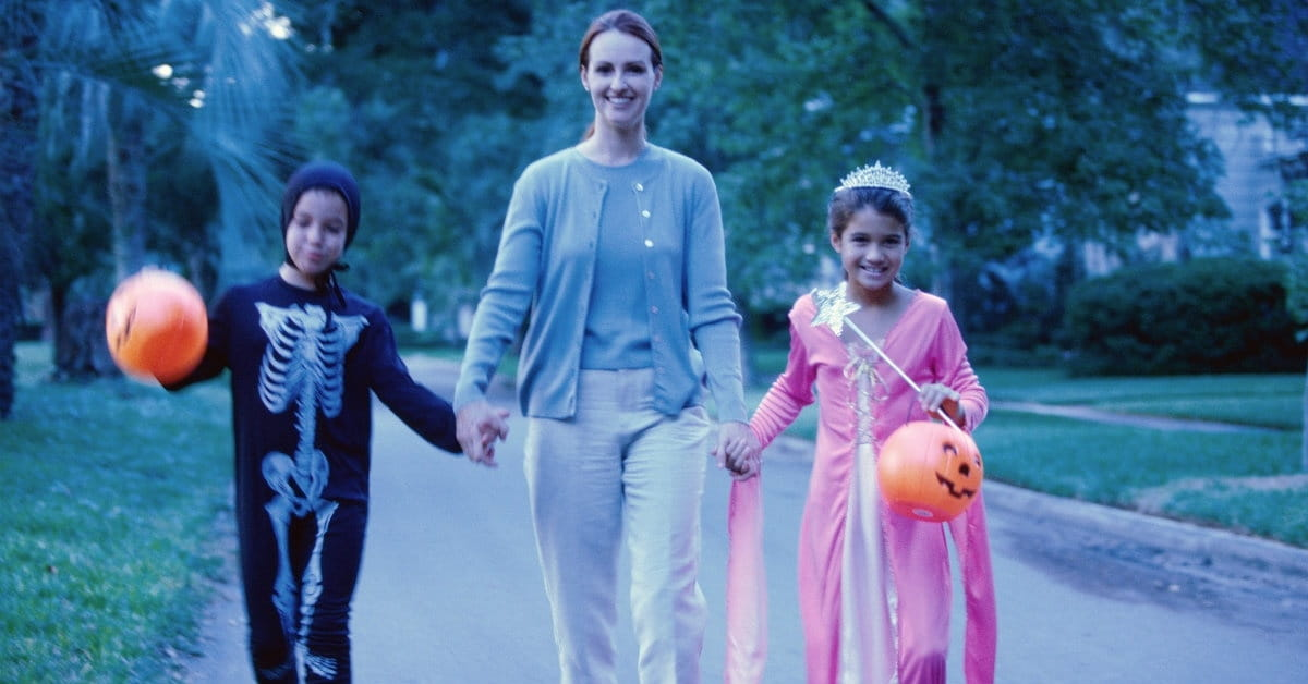 Halloween: What Can Parents Do?