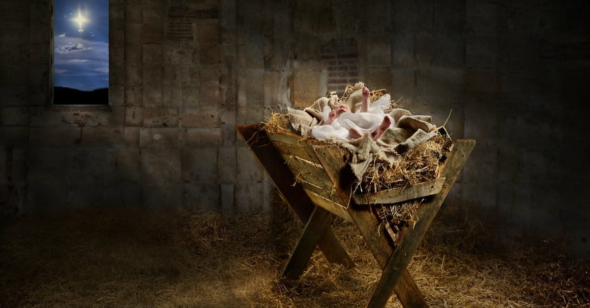 Silent Night? The Only Peaceful Part of the Story is Jesus