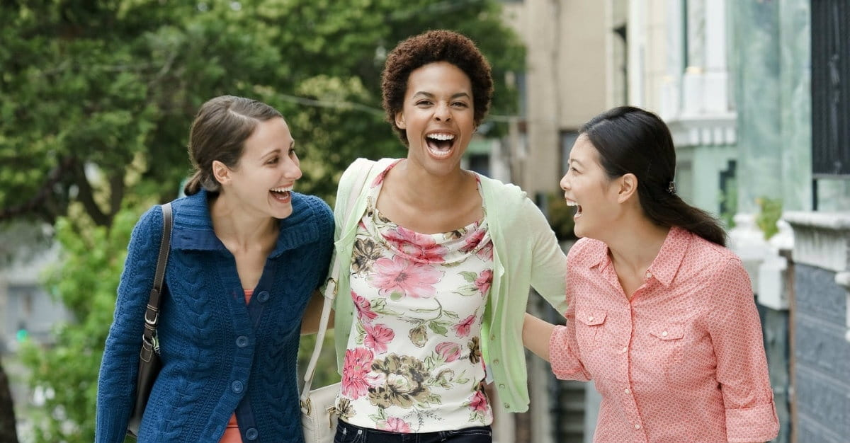 What You Need to Know about Making New Friends