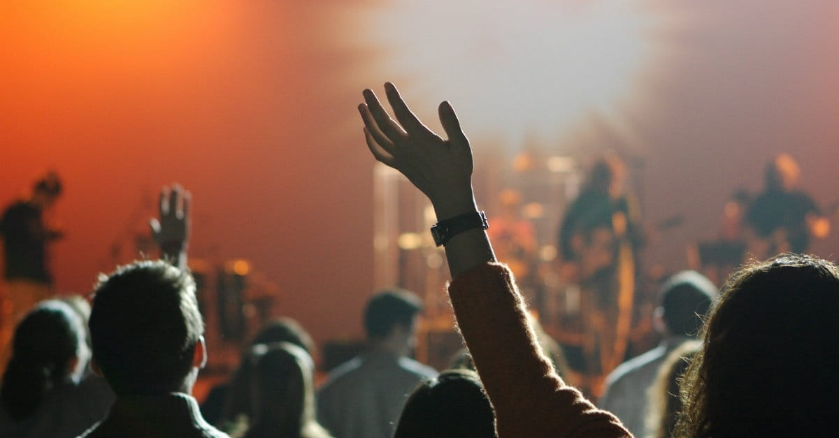 5 Things Church is Not About