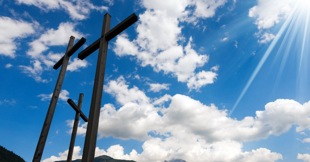 The Weekend That Changed the World - Easter Devotional - April 16