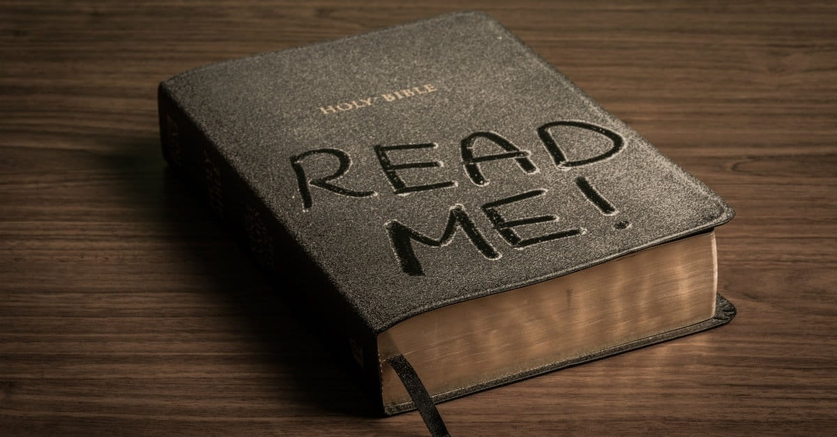 8 Reasons We Don T Read The Bible Bible Study