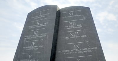 10 Things You Didn't Know about the 10 Commandments