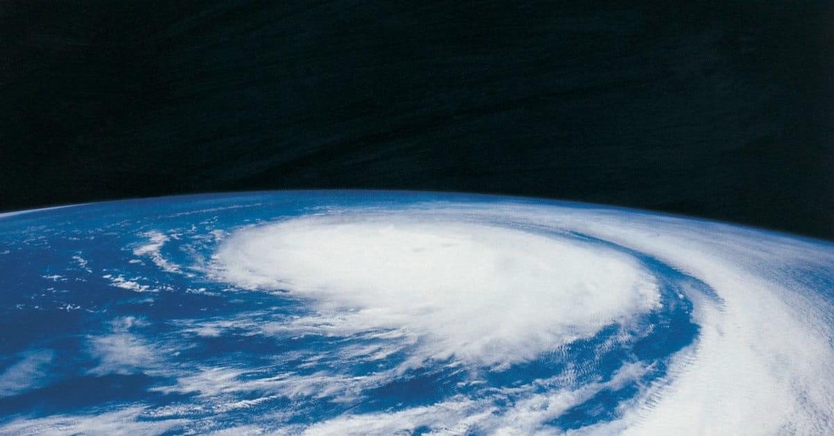 A Prayer in Times of Natural Disaster