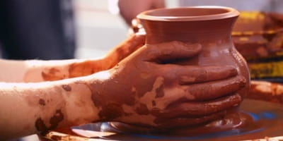 Trusting in the Potter's Hands