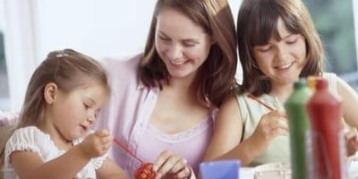 4 Tips for Homeschooling Pre-schoolers