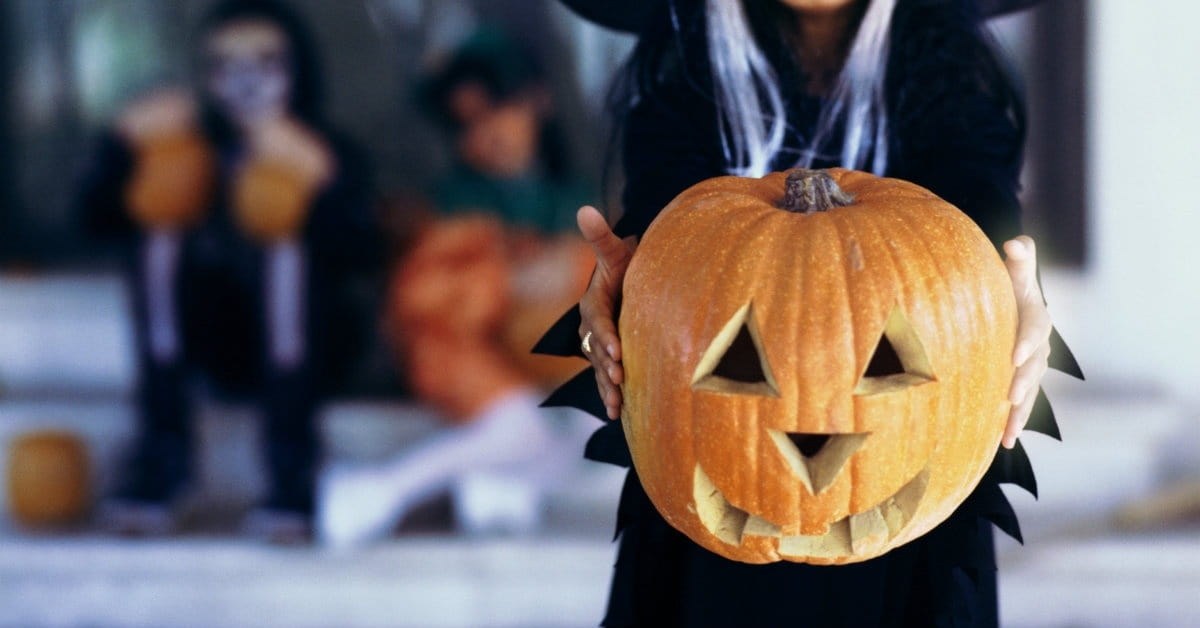 Redeeming Halloween:  The Fear-Not Party