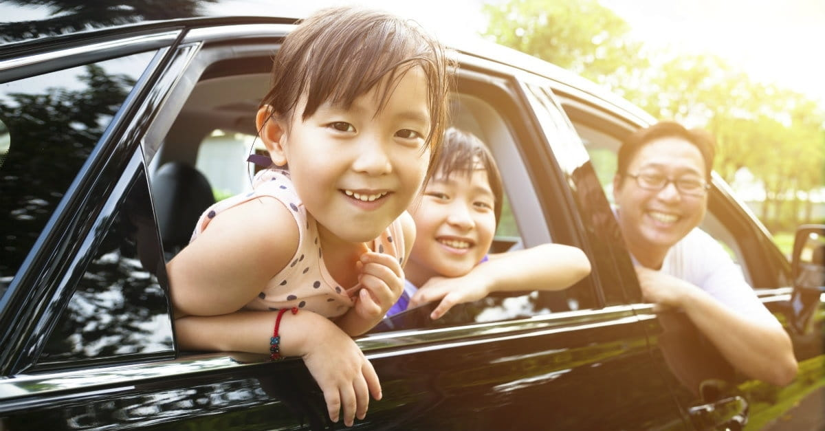 5 Ways to Have an Awesome Road Trip with Your Preschoolers