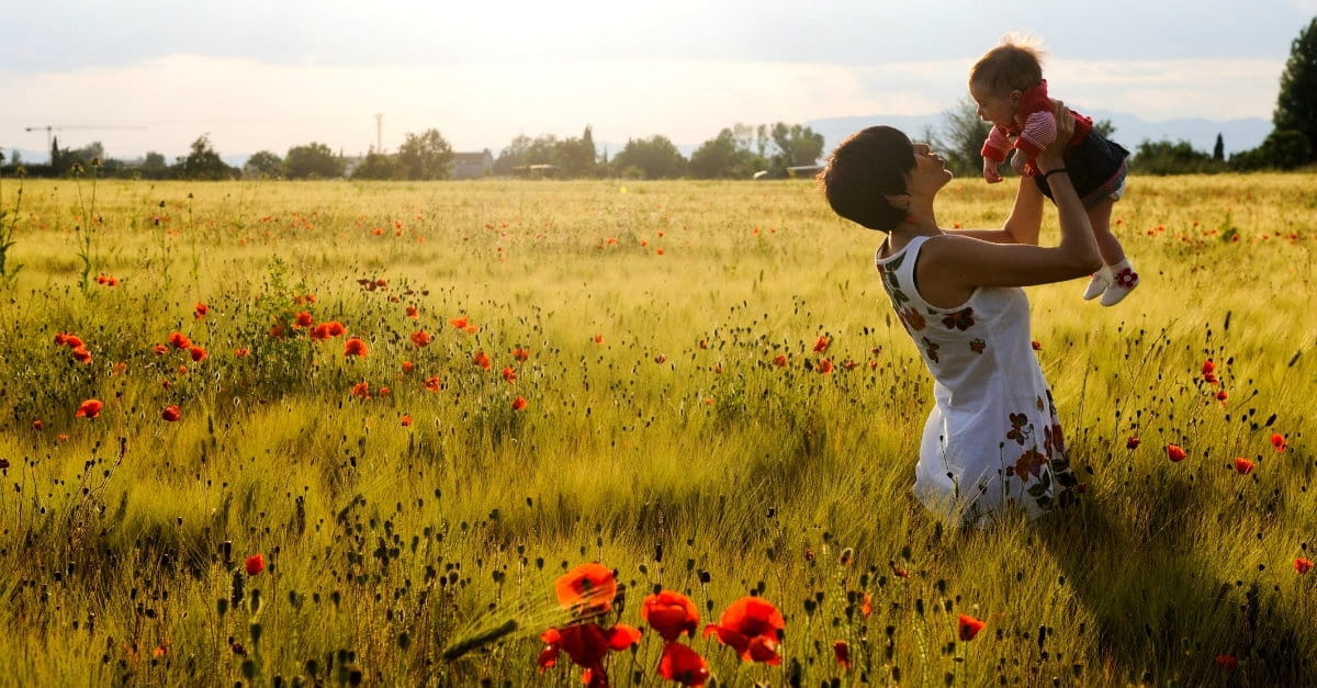 How to Celebrate Grieving and Joy on Mother's Day