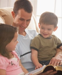 Advice for Homeschool Dads