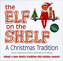 What's Your Elf on the Shelf?
