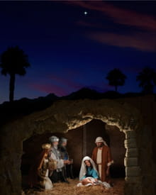 Christmas Expectations and Manger Moments