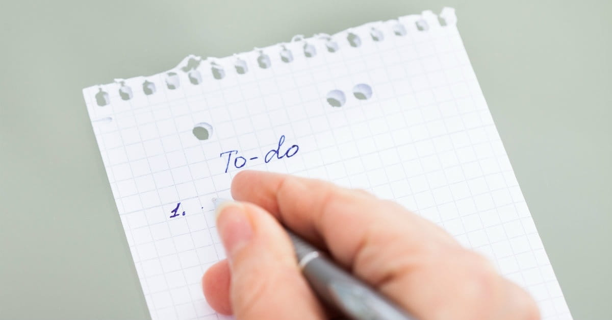 Why God Should be in Charge of Your To-Do List