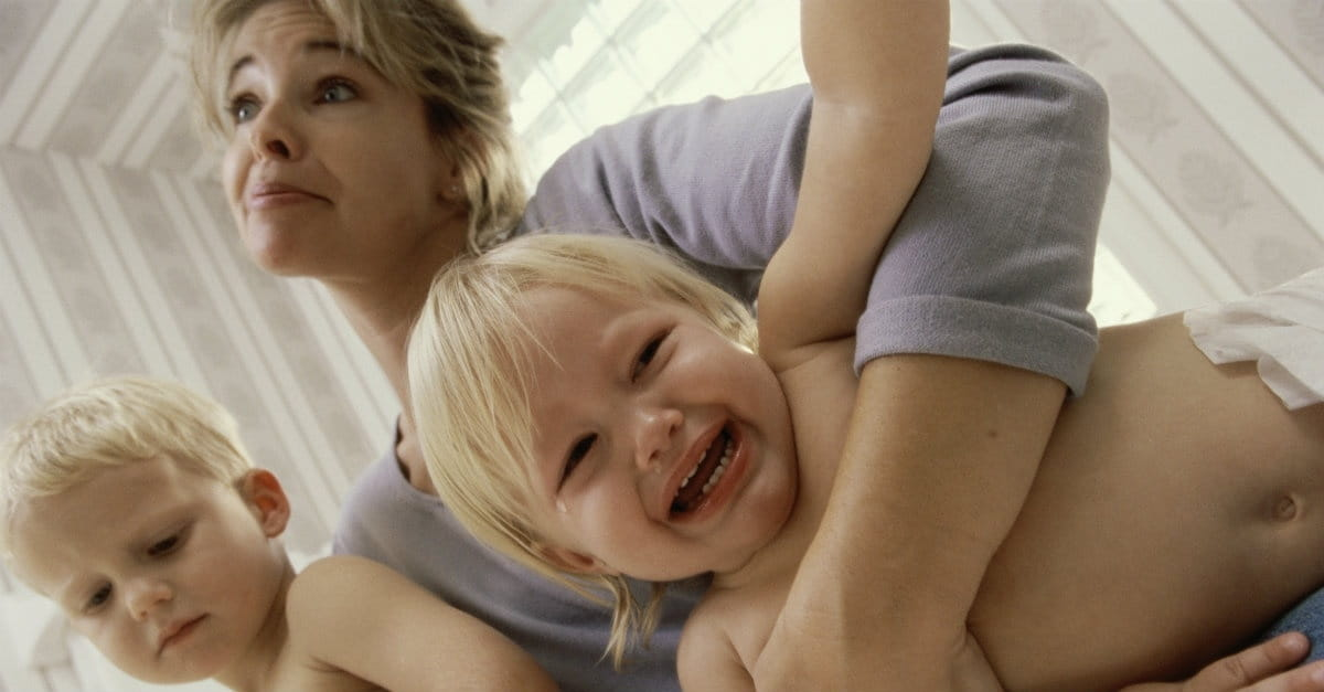 3 Ways to Reduce Mom Stress