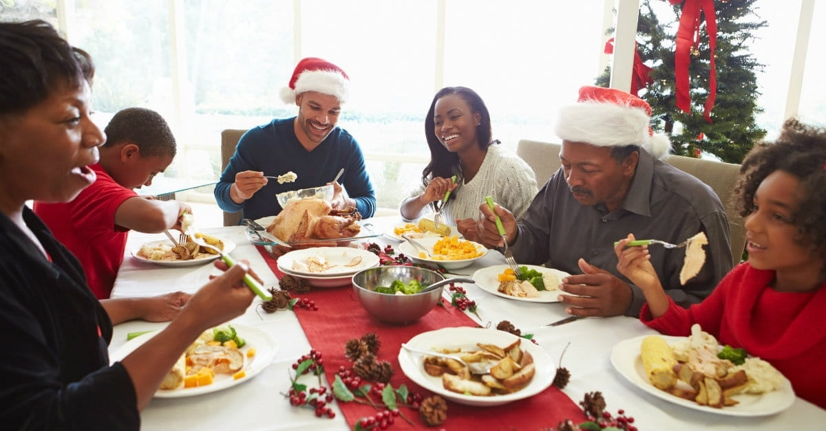 Why Do We All Forget about Gluttony at Christmas?