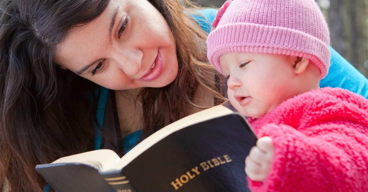 10 Biblical Baby Names for Girls