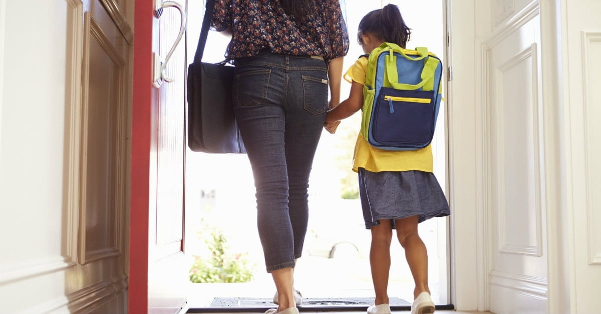 A Parent's Prayer for Safety at School