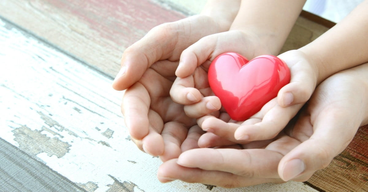 Making Peace with Valentine's Day as a Single Mother