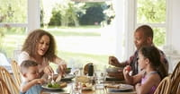 5 Ways to Bring Back Family Meals (and Why It's Important!)