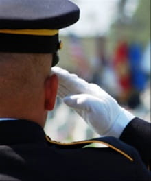 The Christian Calling to Rescue Cultures – Prayer Warrior:  U.S. Navy's Former Chief