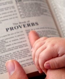Teaching Children to Study the Bible Can Be Simple