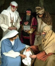 The Legality of Homeschool Christmas Displays