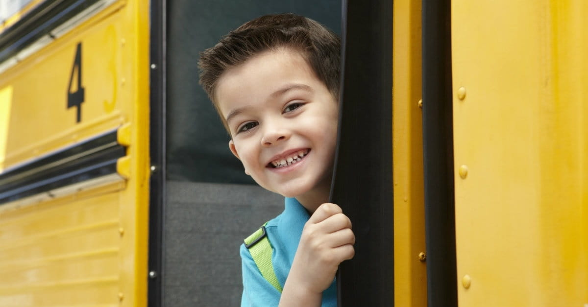 Five Back to School Prayers for Kids and Grandkids