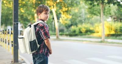How to Help Your Children Walk Away