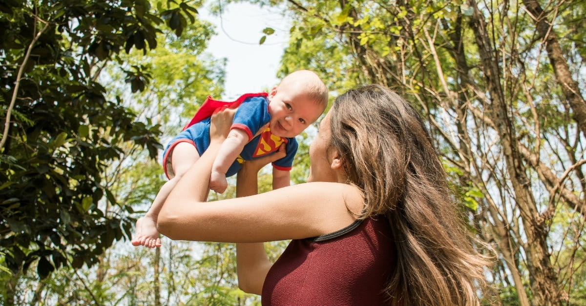 Recovering from Perfect Mom Syndrome