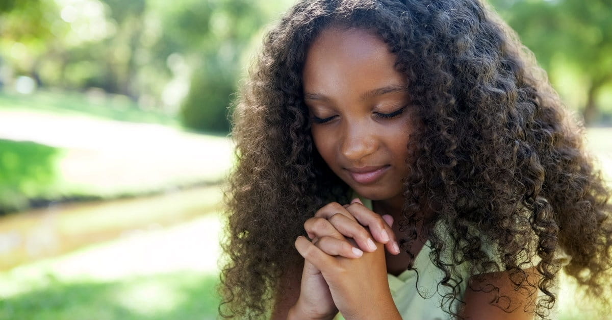 10 Prayers for Your Children to Say
