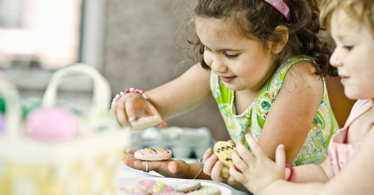 10 Ways to Bring Easter Alive for Your Children