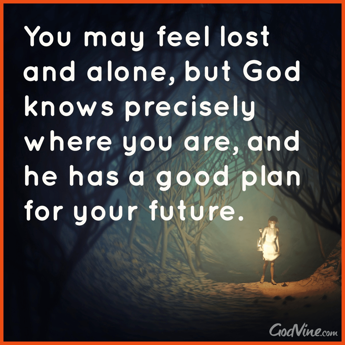 God Has a Good Plan for Your Future