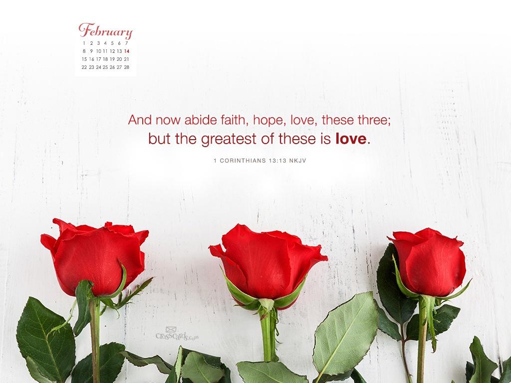 And Now Abide Faith, Hope, Love