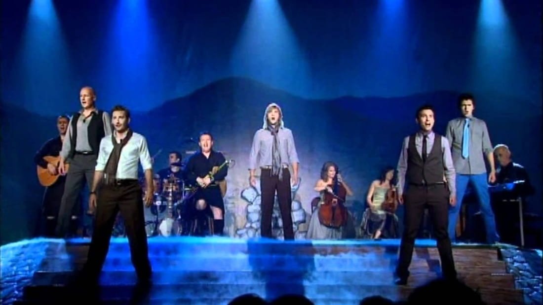 The Men Of Celtic Thunder Stun With Their Version Of