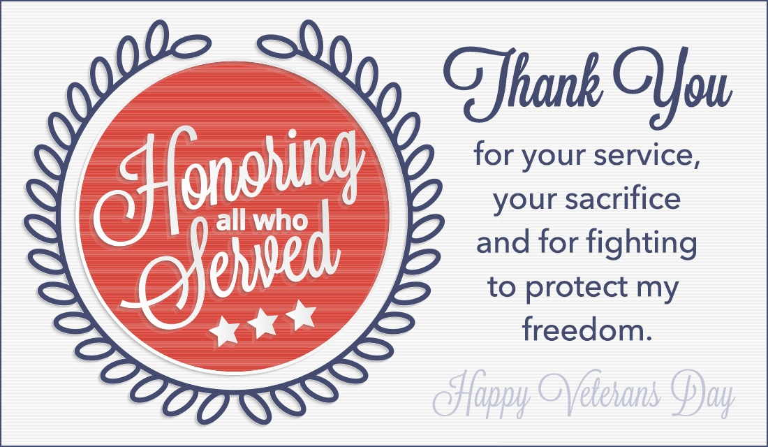 Invaluable image with regard to free printable veterans day cards