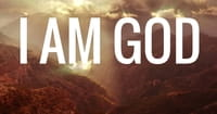 I Am God: An Our Daily Bread Devotional