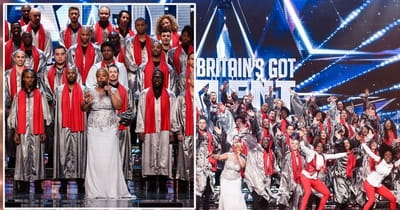 100 Gospel Choir Members Receive Standing Ovation During Audition