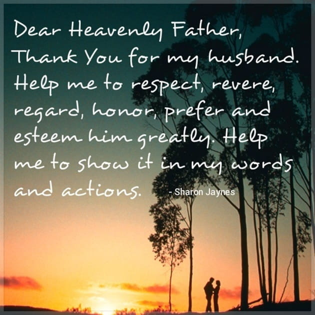 30 Day Prayer Challenge For Your Husband Experience Change