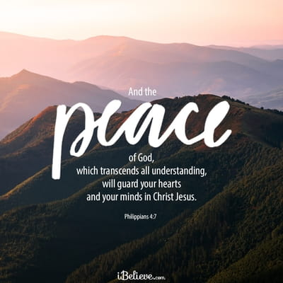 This is the Peace of God