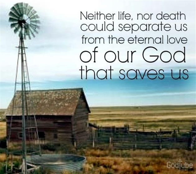 Nothing Can Separate Us From God's Eternal Love