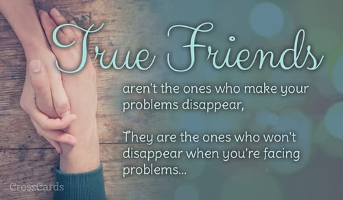 You are My True Friend