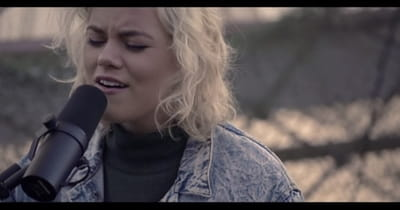 "Hillsong Performs ""Oceans"" In the Sea of Galilee"
