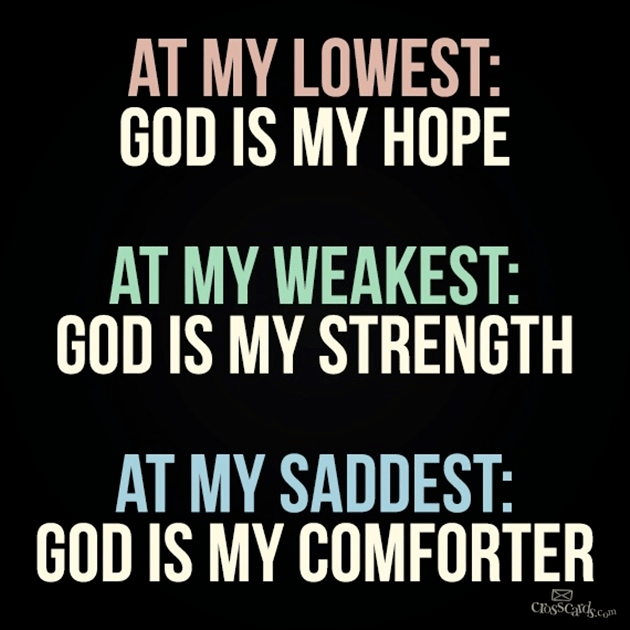 God is My Hope