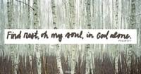 A Prayer for the Sabbath - Your Daily Prayer - October 26, 2016