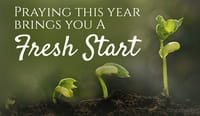 A Fresh Start for the New Year
