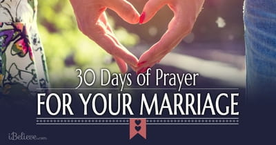 30 Days of Prayer for Your Marriage