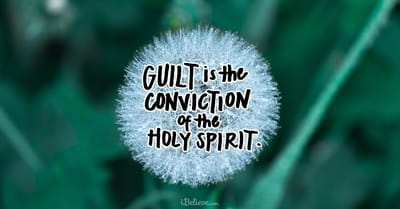 A Prayer for Conviction from the Holy Spirit - Your Daily Prayer - February 21, 2017