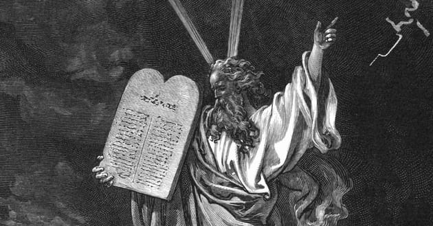 10 Things You Might Not Know about Moses in the Bible