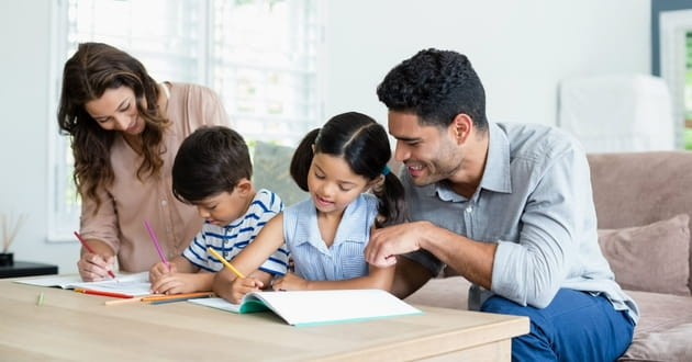 How to Make a Family Covenant with Your Kids