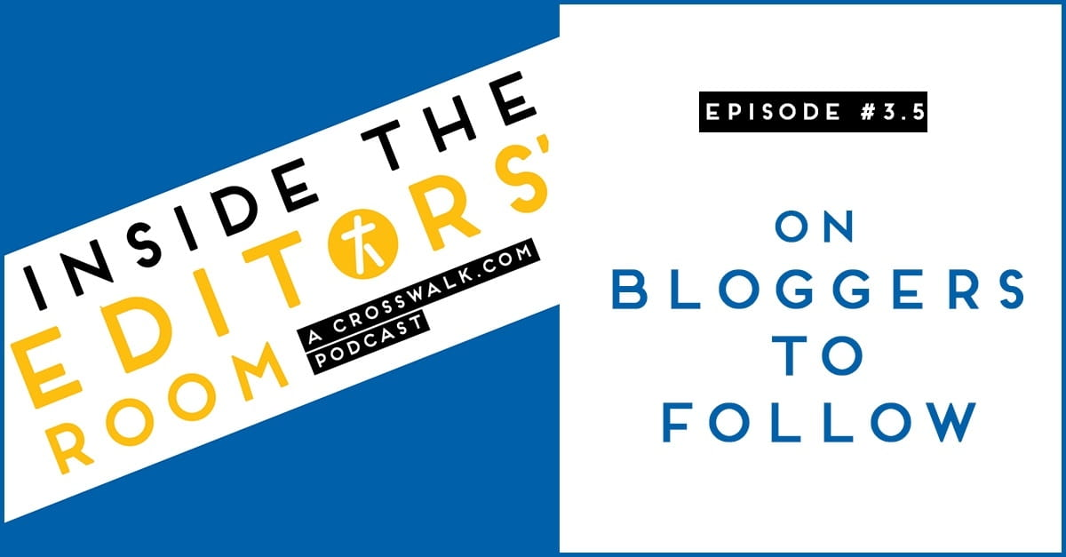 Episode #3.5: On Bloggers to Follow